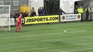 Llandudno 1-2 Derwyddon Cefn