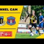 TUNNEL CAM | Hebburn Town 0-2 Carlisle United