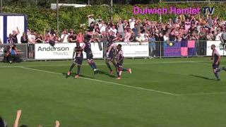 Nana Boakye-Yiadom 2nd Goal vs Hastings United, Emirates FA Cup First Qualifying Round, 02/09/17