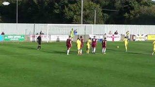 Paulton Rovers 1 - 4 AFC Totton