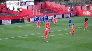 Alfreton 0-2 Farsley Celtic - Goals and Highlights