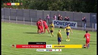 Hayes & Yeading v Aylesbury - 12th Aug 2017