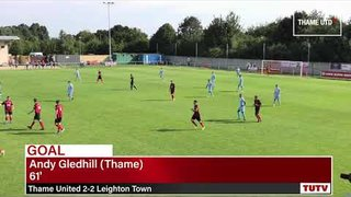 Thame United v Leighton Town FA Cup Preliminary
