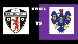 [NVTV][NWCFL] Congleton Town Vs Northwich Victoria [HIGHLIGHTS]
