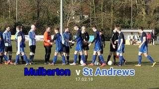 First Team v St Andrews 17.02.18