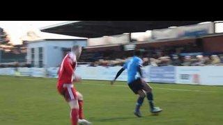 Matchday highlights of Stratford Town VS Stourbridge