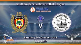 HIGHLIGHTS - Lingfield FC 2-1 Shoreham FC - League - 06-10-2018