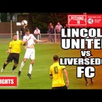 Lincoln United vs Liversedge FC - The Pitching In Northern Premier League | Highlights