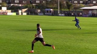MATCH HIGHLIGHTS: DUNSTABLE TOWN V  CORBY TOWN TOWN:
