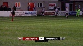 Lossiemouth vs Fraserburgh | Highlights | Breedon Highland League | 11 September 2019