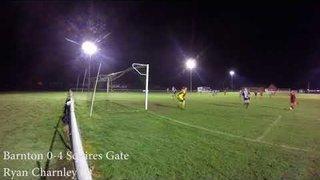 GOAL CAM: Barnton 0-7 Squires Gate