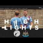 Gateshead 4-1 Newcastle United XI | HIGHLIGHTS