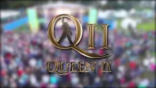 Queen II Tribute Band Promo 2018