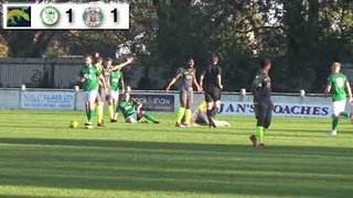 Soham Town Rangers v Grays Athletic FC Bostick north 20/10/1