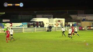 Sanchez Watt scores | Hungerford Town vs Billericay Town | FA Trophy | 25.11.2017