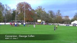 Highlights Round 11 v Esher
