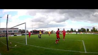 Chitiza scores his 2nd to make it 4-0 v Frickley 051019