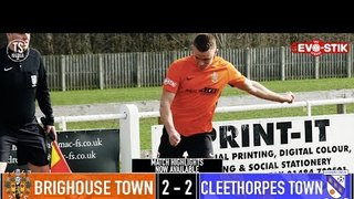 30/03/19 - Brighouse Town 2-2 Cleethorpes Town