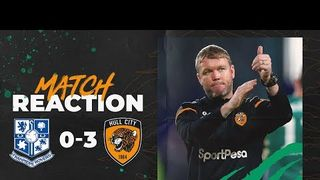 Tranmere Rovers 0-3 Hull City | Reaction | Carabao Cup 1st Round