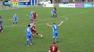 Spalding United FC v Ossett United FC