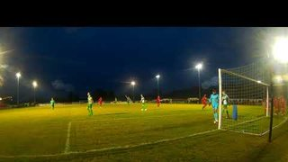 Cam 2 view of John Sands goal for Stamford v Lincoln Utd 05 01 19