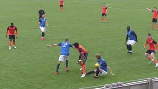 Stratford Town 3 v 1 Leiston Highlights