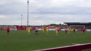 Witton Albion promotion - vs. Spalding (29th April 2017)