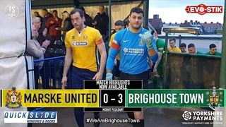 02/04/19 - Marske United 0-3 Brighouse Town