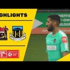 HIGHLIGHTS | Sheffield 0-4 Hebburn Town