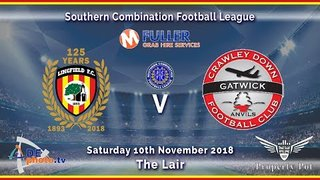 HIGHLIGHTS - Lingfield FC v Crawley Down Gatwick - League - 10-11-2018