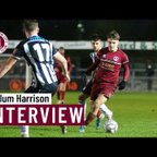 Callum Harrison on agreeing terms