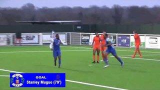 Goals From Grays Athletic v Maldon & Tiptree Feb 10th 2018