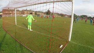 Niall Doran penalty 2-2