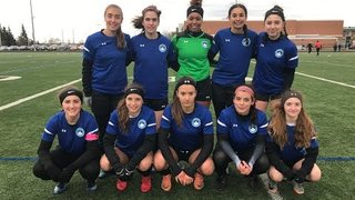 2019Apr11 - Girls Soccer - Berlin FA U19 vs Kitchener Spirit U17