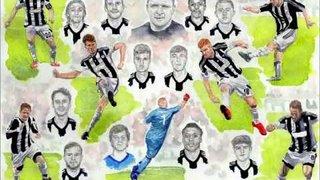 Llandudno FC Completed Squad Sketch
