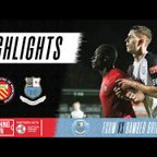 FC United of Manchester vs Bamber Bridge | Extended HD Match Highlights