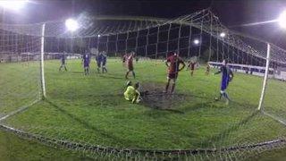 GOAL CAM: Squires Gate 4-0 AFC Darwen