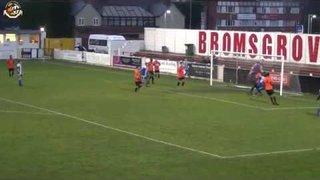 City goal  v Wolverhampton Sporting Community
