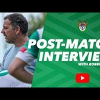 Post game interviews 25th September '21