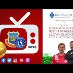 Post Match: Lloyd Blackman & Danny Walder | Whitstable Town 1-2 Herne Bay