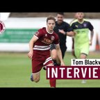 Tom Blackwell on his contract extension