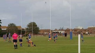 Gosport & Fareham RFC vs Reeds Weybridge