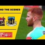 BEHIND THE SCENES | Sheffield 0-4 Hebburn Town