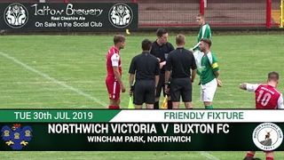 [NVTV][PRESEASON] Northwich Victoria Vs Buxton FC [HIGHLIGHTS]