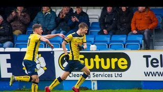GOALS | Whitehouse & Stewart Steer Taddy Into Play-Offs