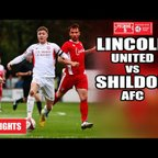 Lincoln United vs Shildon AFC - The Pitching In Northern Premier League | Highlights