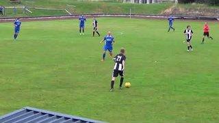Bo'ness United v Leith Athletic Match Highlights 1/8/18
