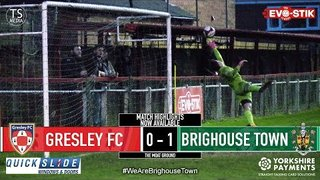 22/12/18 - Gresley FC 0-1 Brighouse Town