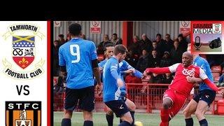 Highlights of Tamworth 0 V 1 Stratford Town