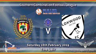 HIGHLIGHTS - Lingfield FC v Loxwood FC - League - 16-02-2019